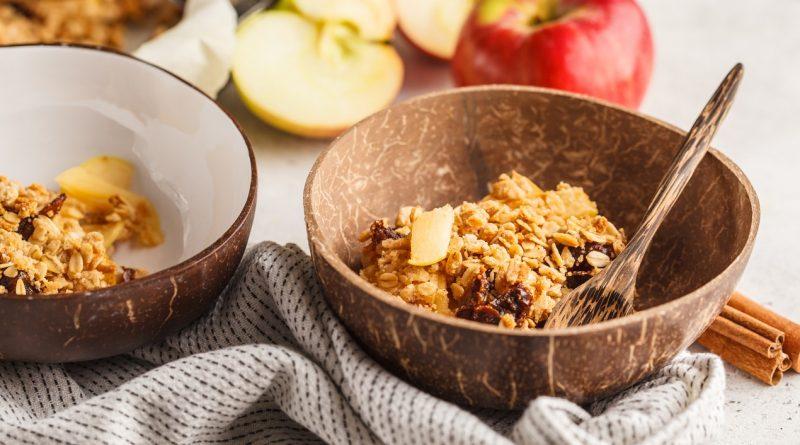 Jak dbać i używać miski z kokosa?